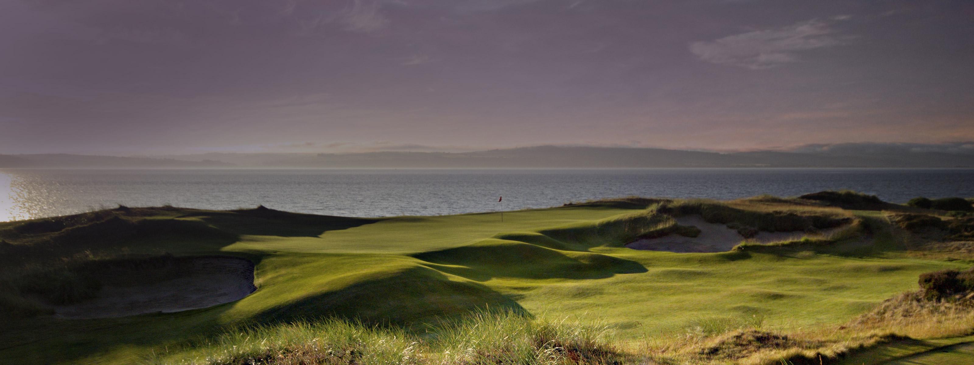 Castle Stuart - Bonnie Wee Golf