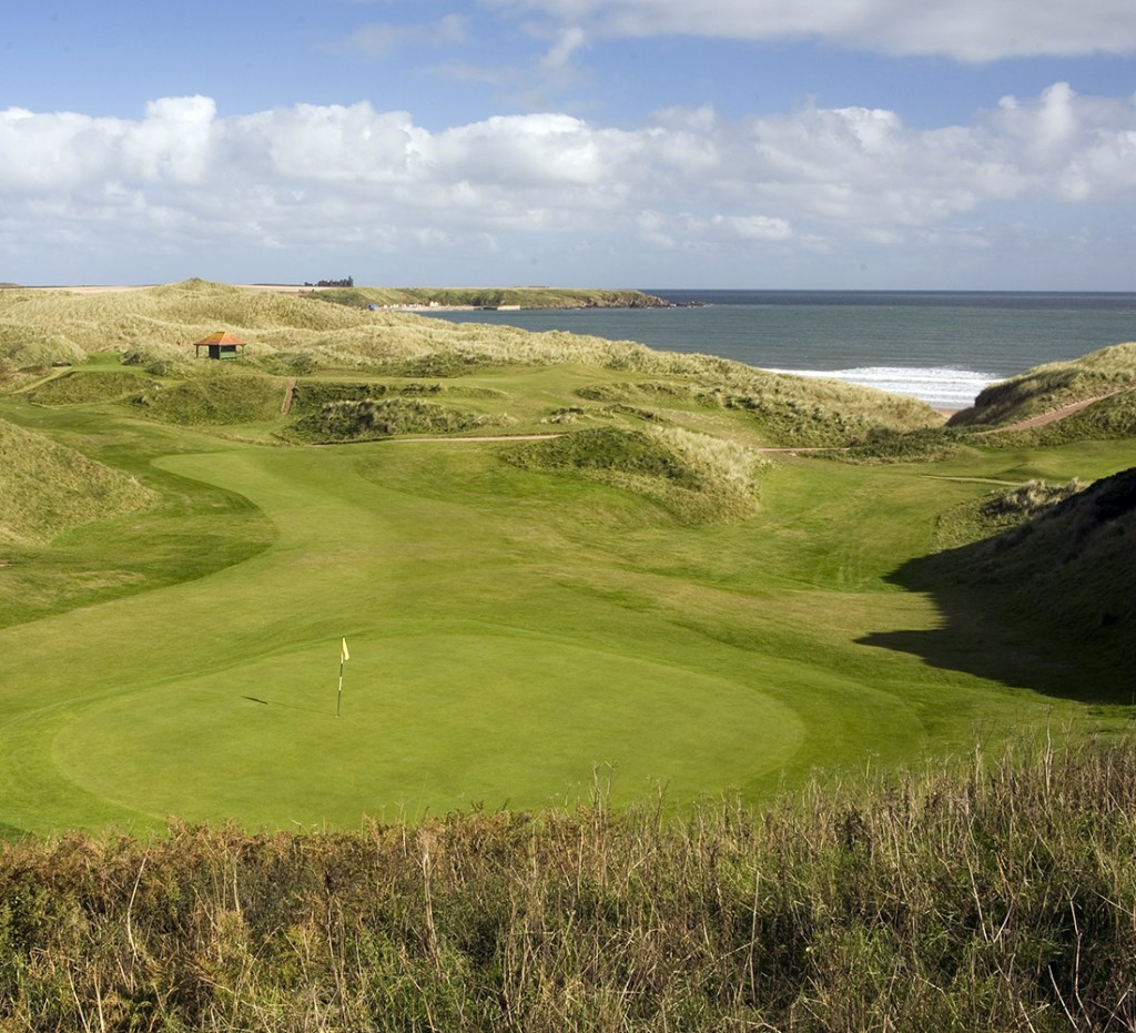 Scotland Golf Tours - Cruden Bay