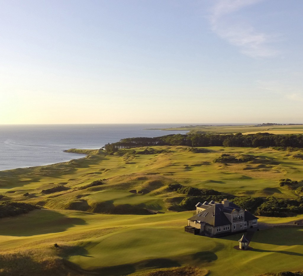 Scotland Golf Tours - Kingsbarns