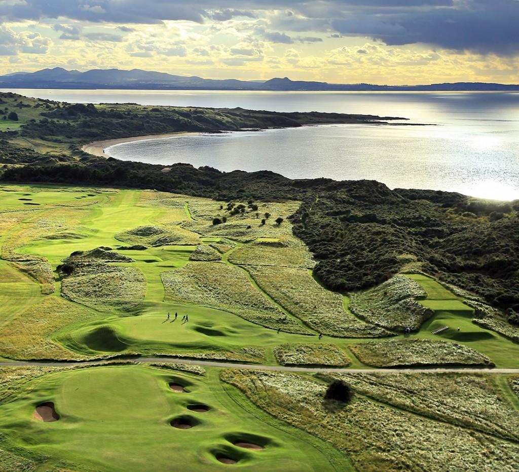 Scotland Golf Tours - Muirfield