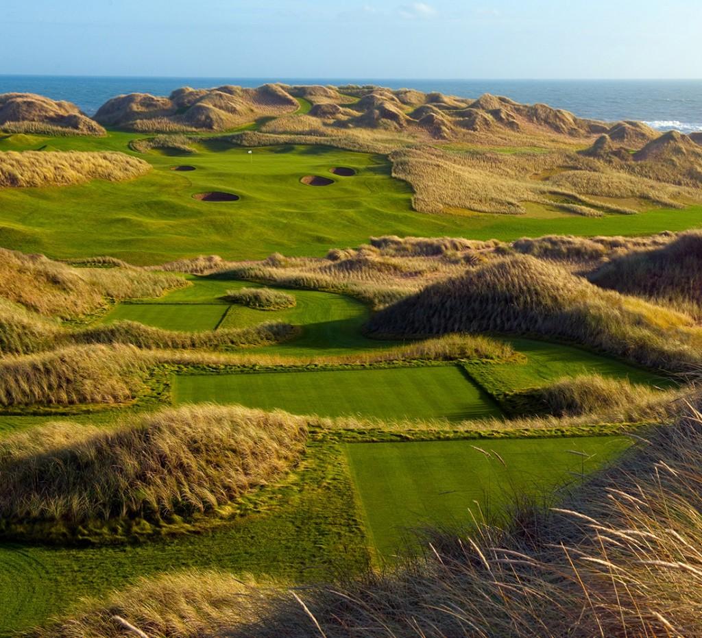 Scottish Golf Tours - Trump International