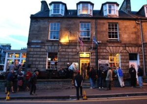 Golf Pubs in Scotland, The Dunvegan
