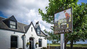 Golf Pubs in Scotland, The Jigger Inn