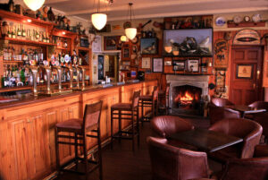 Golf Pubs in Scotland, The Old Clubhouse Gullane