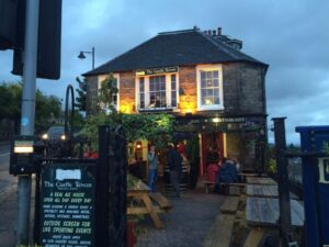 Golf Pubs in Scotland, The Castle Tavern