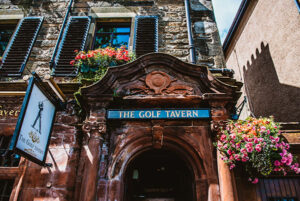 Golf Pubs in Scotland, The Golf Tavern