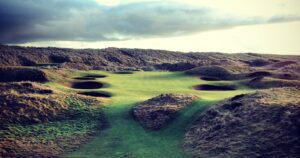8th Royal Aberdeen Best par 3s Aberdeen